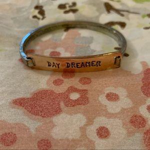 Two toned Day Dreamer Bracelet